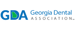 GDA Georgia Dental Association logo